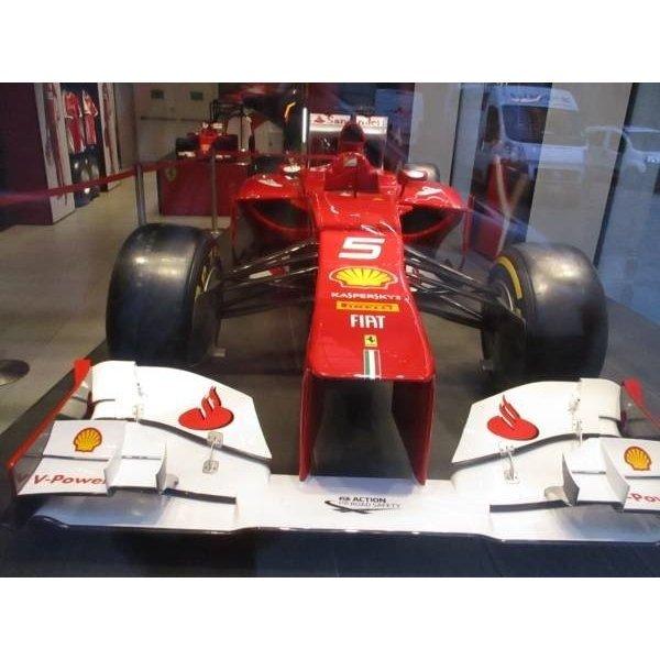 Photo1: 1/20 Ferrari F2012 decal (1)