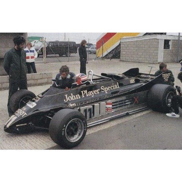 Photo1: 1/20 Lotus 88B Silverstone test decal (1)