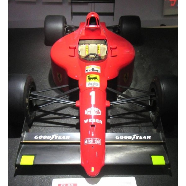 Photo1: 1/20 Ferrari 641/2  Decal (1)