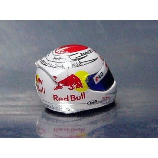 Photo1: 1/20 Red Bull RB6 Additional Logo&Helmet Decal (1)