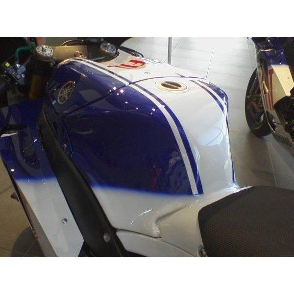Photo1: 1/12 Yamaha YZR-M1 '08 Decal (1)