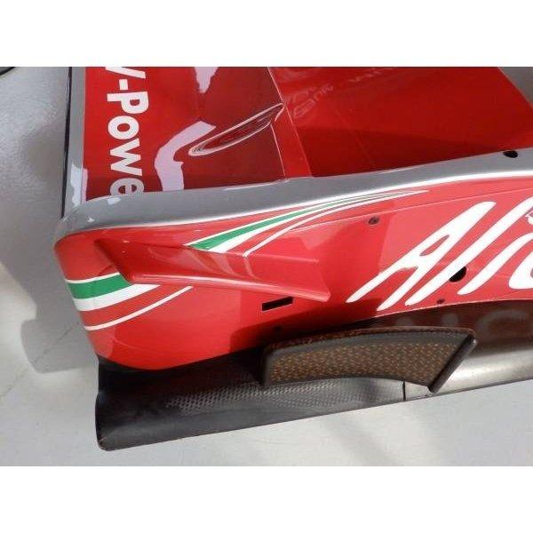 Photo1: 1/20 Ferrari F60 bar&Driver Set Decal (1)