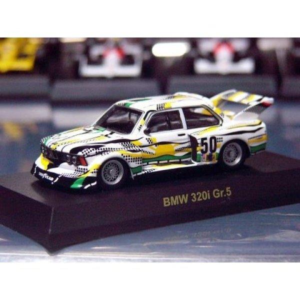 Photo1: 1/64 BMW 320 ArtCar '77 Le Mans Decal (1)