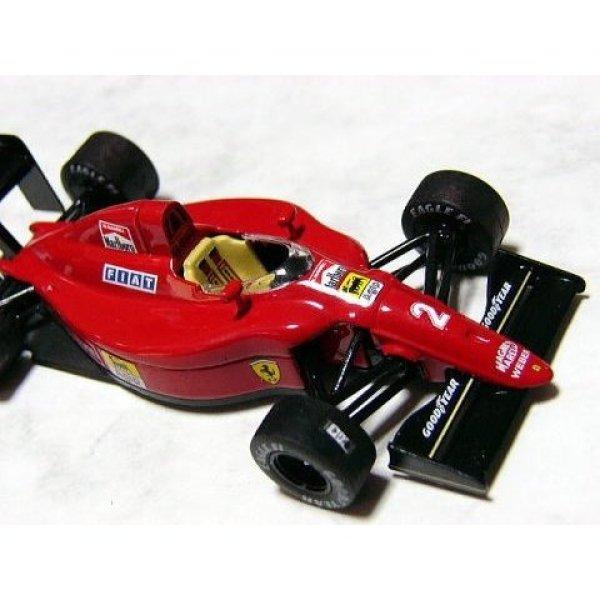 Photo1: 1/43 Ferrari 641/2 Mansell&Tobacco Decal (1)