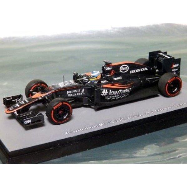 Photo1: 1/43 McLaren MP4/30 additional logo decal (1)