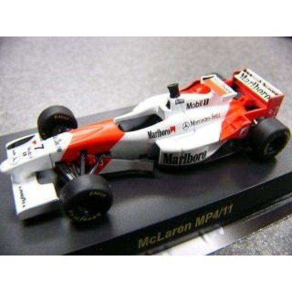 Photo1: 1/64 McLaren MP4/2-MP4/8 Number&Tobacco Decal (1)