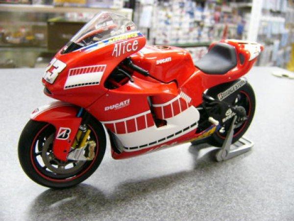 Photo1: 1/12 '05 Ducati Desmo for [bar] & Ito Shinichi Decal (1)