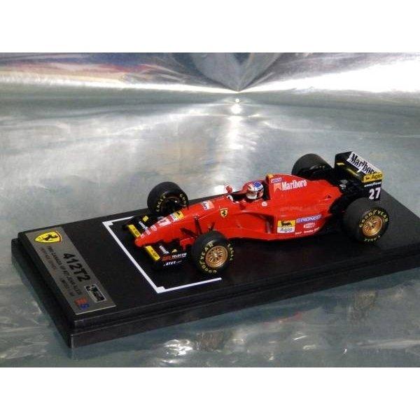 Photo1: 1/43 Ferrari 412T2 Tobacco Decal (1)