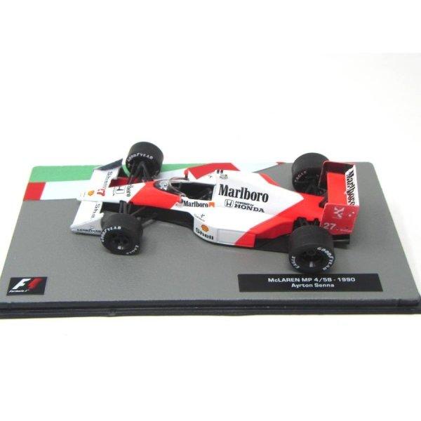 Photo1: 1/43 McLaren MP4/5B Tobacco Decal (1)
