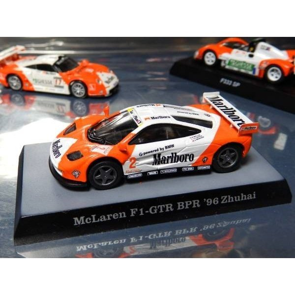 Photo1: 1/64 McLaren F1-GTR '96 Zhuhai decal (1)