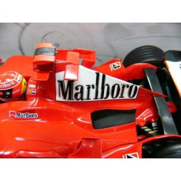 Photo1: 1/18 Ferrari F2005 tobacco Decal (1)