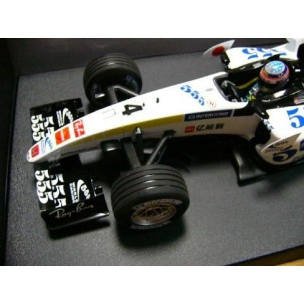 Photo1: 1/18 BAR '05 Show car Chinese Grand Prix decals (1)