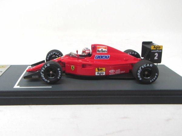 Photo1: 1/43 Ferrari 641/2 Tobacco Decal (1)