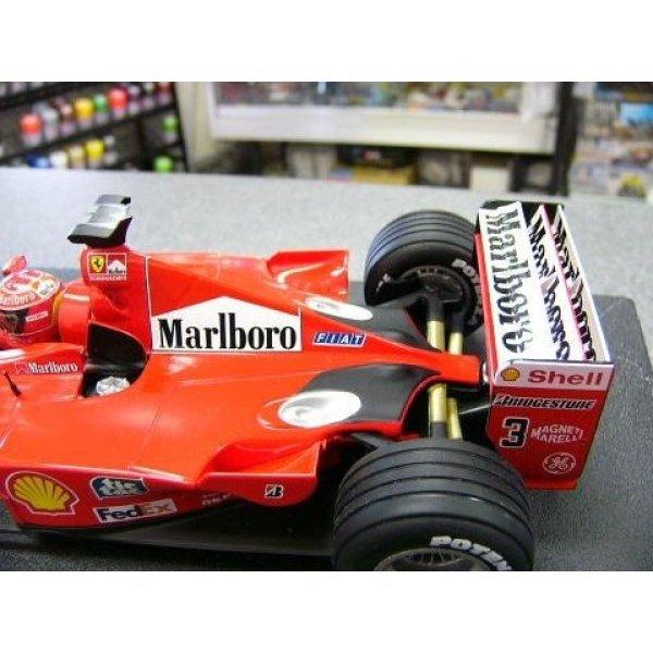 Photo1: 1/18 Ferrari F1-2000 tobacco Decal (1)
