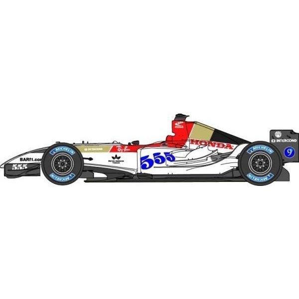 Photo1: 1/18 BAR006 Chinese Grand Prix Decal (1)