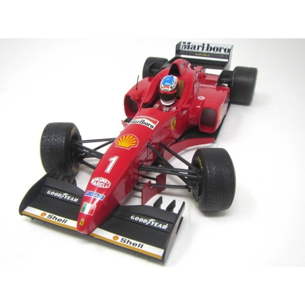 Photo1: 1/18 Ferrari F310 tobacco logo decal (1)