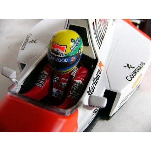 Photo1: 1/18 McLaren MP4/8 tobacco Decal (1)