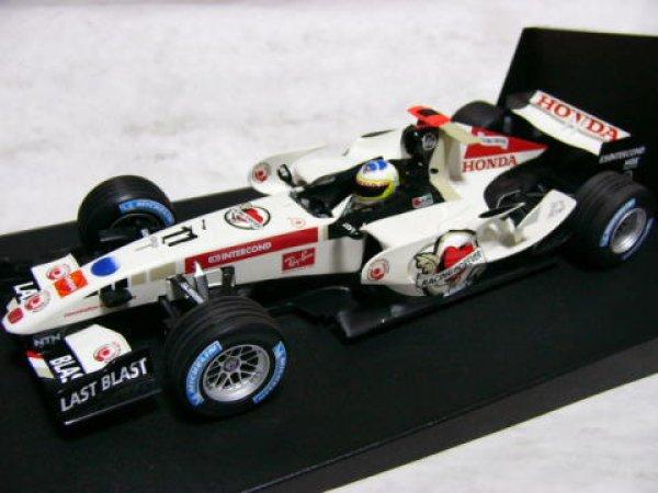 Photo1: 1/18 Honda RA106 Brazil GP Decal (1)
