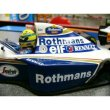 Photo1: 1/18 Williams FW16 Tobacco Decal (1)