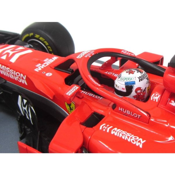 Photo1: 1/18 Ferrari SF71H Japan GP logo decal (1)