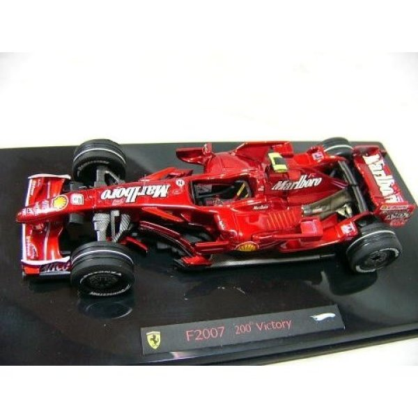 Photo1: 1/43 Ferrari Elite 641, F300, F2007 Tobacco Decal (1)