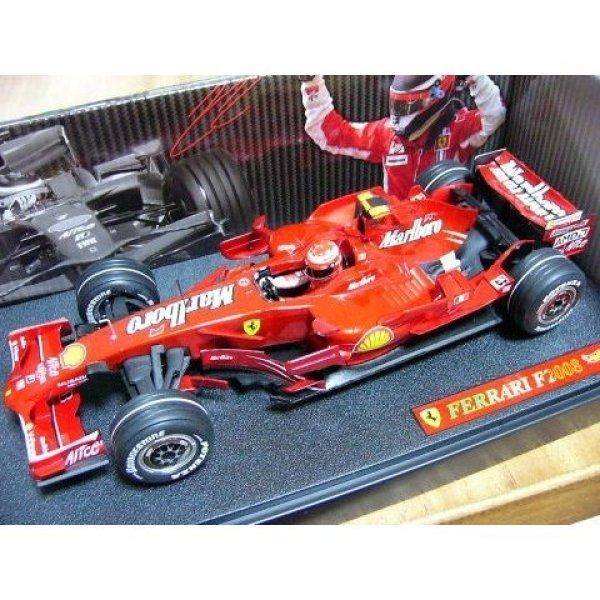 Photo1: 1/18 Ferrari F2008 tobacco Decal (1)
