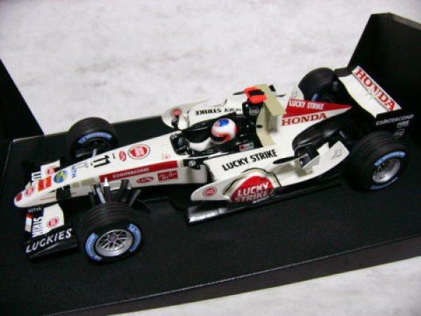 Photo1: 1/18 Honda RA106 Tobacco Decal (1)
