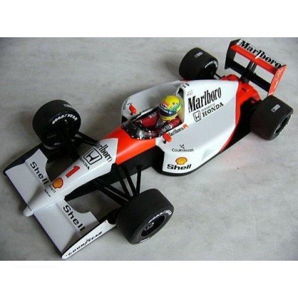 Photo1: 1/18 McLaren MP4/6 tobacco Decal (1)