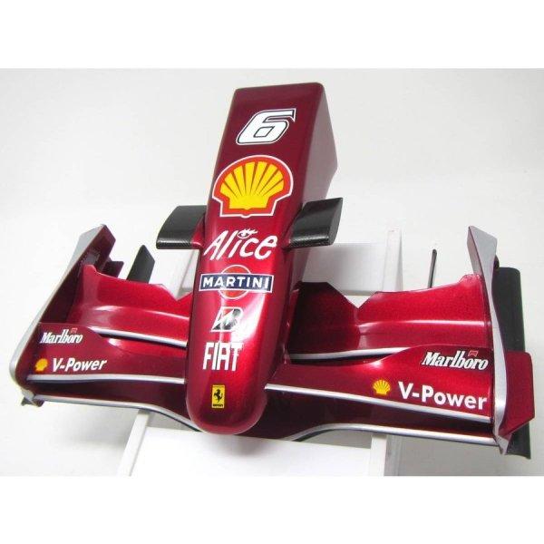 Photo1: 1/7 Ferrari F2007 Front nose decal (1)