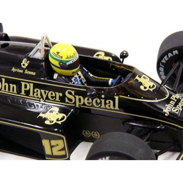 Photo1: 1/18 Lotus 98t Tobacco Decal (1)