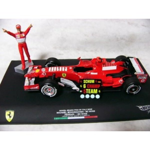 Photo1: 1/18 Ferrari248 Italian Grand Prix Decal (1)