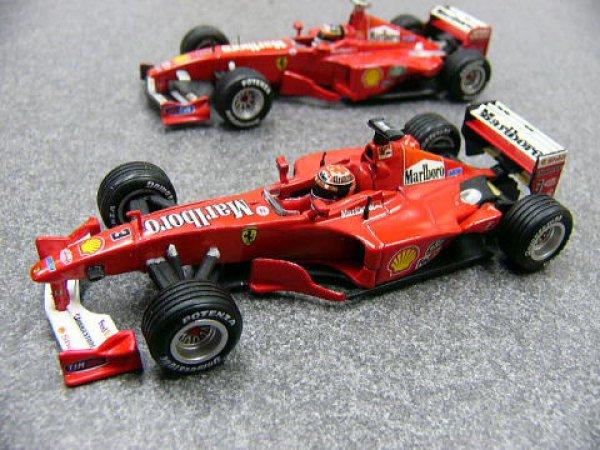 Photo1: 1/43 Ferrari F399&F1-2000 Tobacco Decal (1)