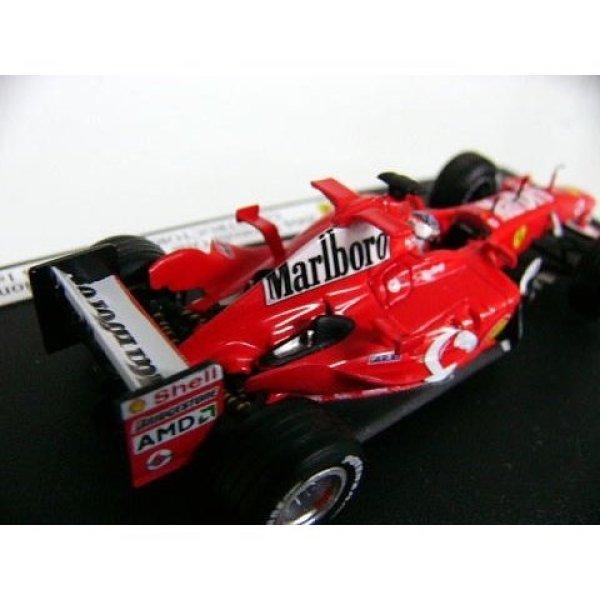 Photo1: 1/43 Ferrari F2004 Tobacco Decal (1)