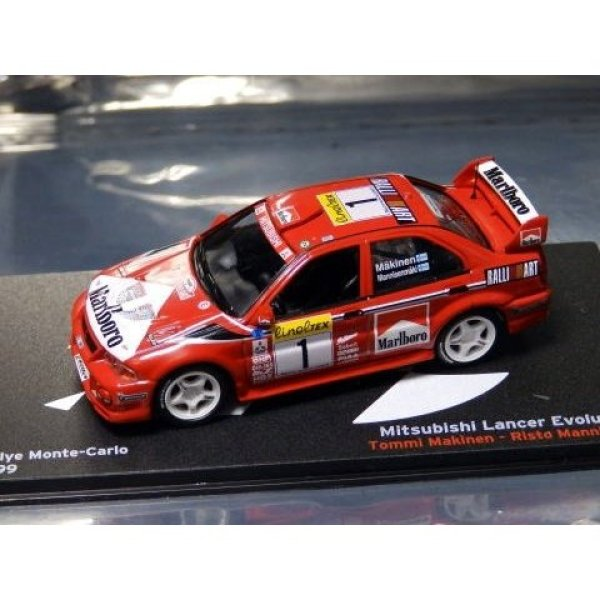Photo1: 1/43 Weekly Rally Car Collection1 Tobacco Decal (1)