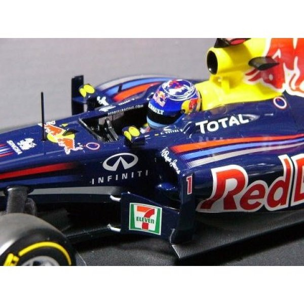 Photo1: 1/18 Red Bull RB7 Japan GP Decal (1)