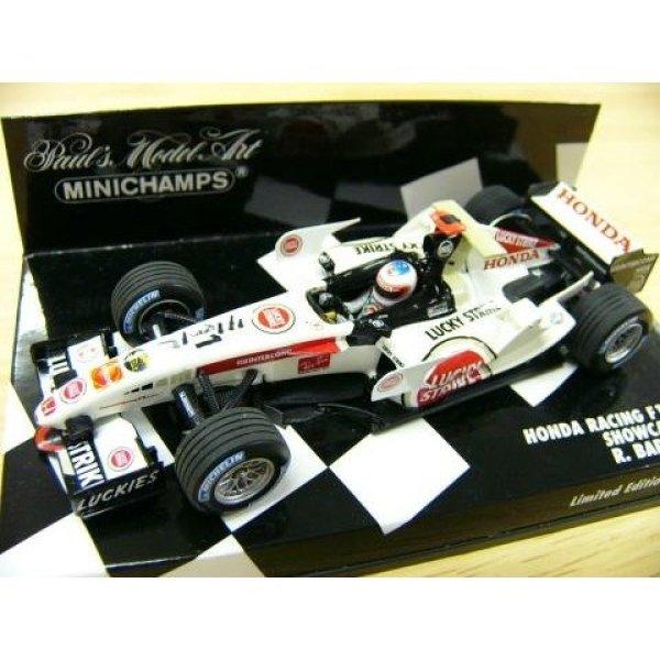 Photo1: 1/43 Honda RA106 '06Show Car Tobacco Decal (1)
