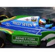 Photo1: 1/18 Benetton B194 Tobacco Decal (1)