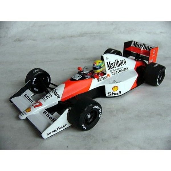 Photo1: 1/18 McLaren MP4/5B tobacco Decal (1)