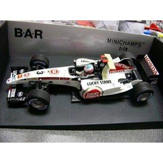 F1 DECALS MUSEUM COLLECTION D239 1//43 FOR JORDAN EJ12 /& BAR 005 BLACK