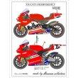 Photo2: 1/24 Ducati Desmosedici 2sets decal (2)