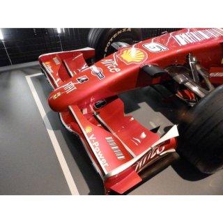 Museum Collection 1//24 Ferrari 126CK /& C2 Aluminum Wheel Set Decal TK036
