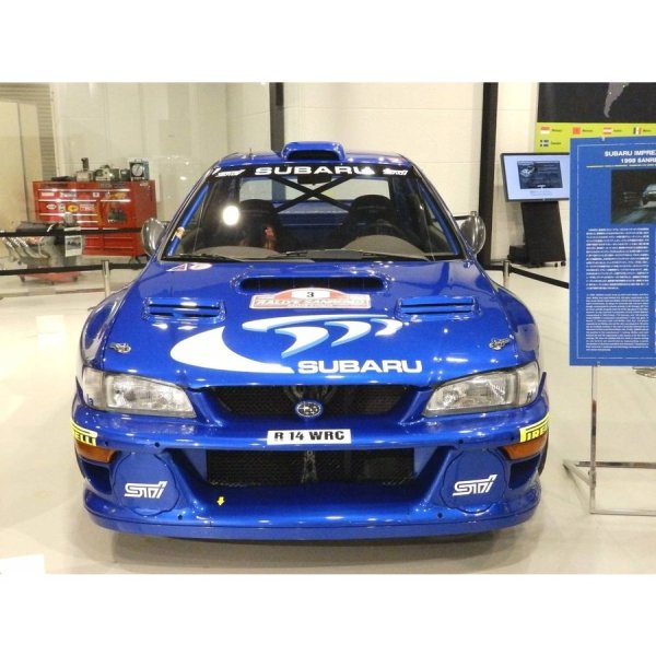 Photo1: 1/24 Subaru Impreza '94,5'98 Tobacco Decal (1)