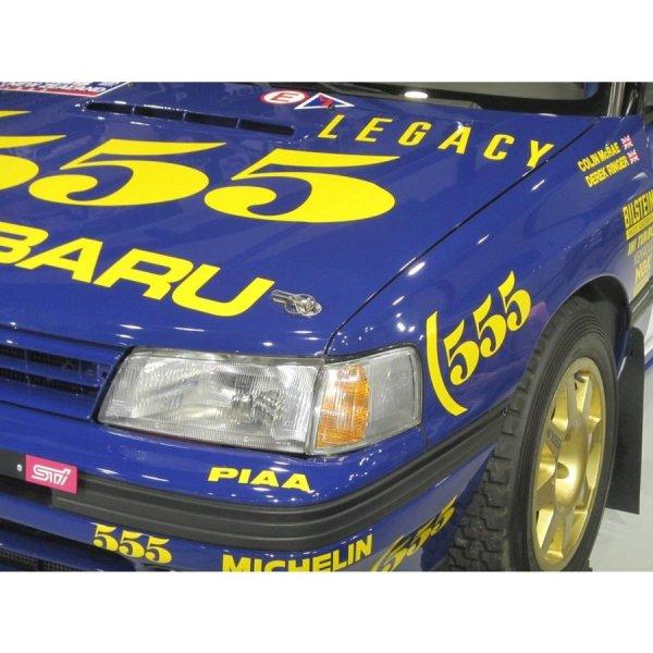 Photo1: 1/24 Subaru Legacy '91 New Zealand Decal (1)