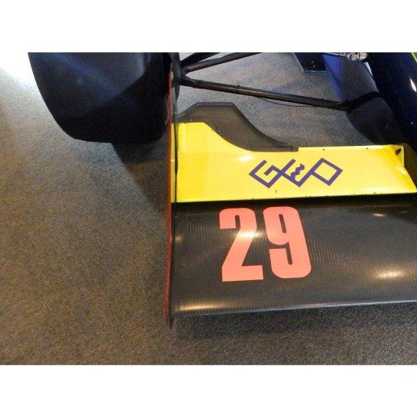 Photo1: 1/24 Larrousse Lola LC90 decal (1)