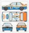 Photo1: 1/24 BMW M3'87 Tour de Corse decal (1)