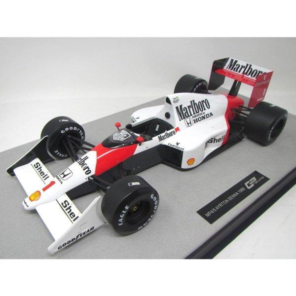 Photo1: 1/12 McLaren MP4/5 Tobacco Decal (1)