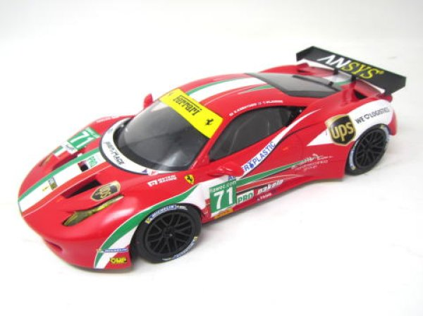 Photo1: 1/24 Ferrari 458GT2 '13 Kobayashi Kamui decal (1)