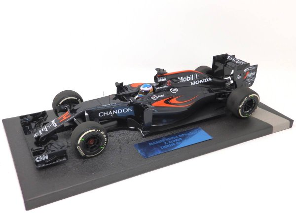 Photo1:  1/18 McLaren MP4/31 Additional logo decal (1)