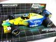 Photo4: 1/43 Benetton B191&B188 Renault R23 '04 Tobacco Decal (4)