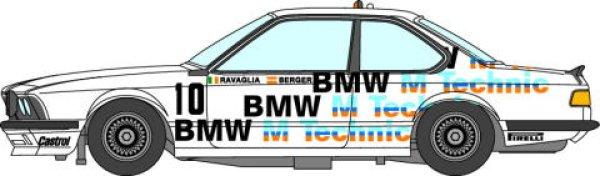 Photo1: 1/24 BMW 635 ETC Champion G. Berger decal (1)